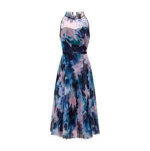 Coast Koktejlové šaty 'Etana Jagger'  modrá / mix barev / černá