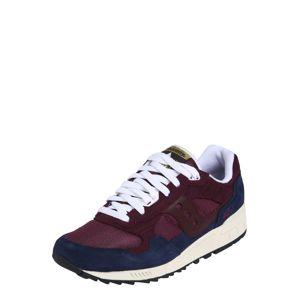 Saucony Sportovní boty 'Shadow 5000'  námořnická modř / bordó