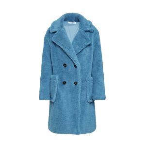 GLAMOROUS Zimní kabát 'LADIES COAT'  modrá