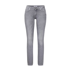 7 For All Mankind Džíny 'PYPER SLIM ILLUSION NEW DAWN'  šedá