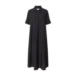 Ottod'Ame Košilové šaty 'ABITO'  černá