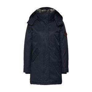 Khujo Zimní kabát 'JURGITA'  marine modrá