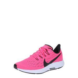 NIKE Běžecká obuv 'WMNS NIKE AIR ZOOM PEGASUS 36'  pink / černá