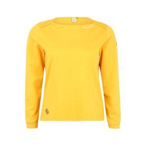 Ragwear Plus Mikina 'PARDI'  žlutá