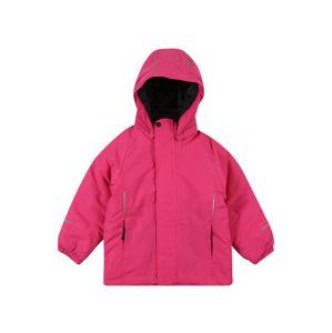 NAME IT Přechodná bunda  svítivě růžová