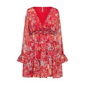 Free People Košilové šaty 'CLOSER TO THE HEART'  červená