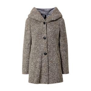 GIL BRET Zimní bunda  šedobéžová