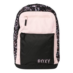 ROXY Sportovní batoh  černá / antracitová / růžová