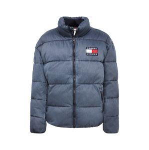 Tommy Jeans Zimní bunda 'WASHED PADDED'  tmavě modrá