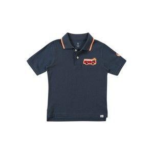 GAP Tričko 'PATCH POLO'  námořnická modř