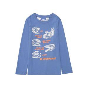 OshKosh Tričko 'TEE'  kobaltová modř