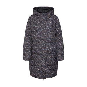 NÜMPH Zimní kabát 'Numavar'  černá
