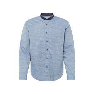 EDC BY ESPRIT Společenská košile 'OCSbomber shirt'  námořnická modř