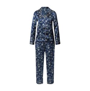 VERO MODA Pyžamo  námořnická modř / mátová / béžová