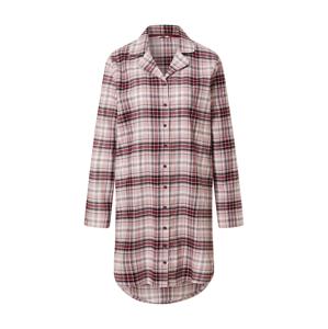 ESPRIT Noční košilka  červená / růžová / černá