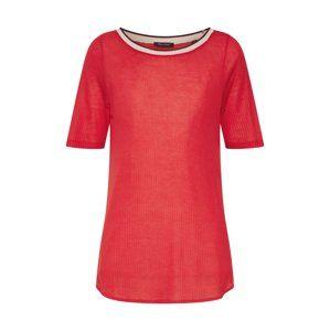 Marc O'Polo Tričko  červená / bílá