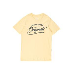 Jack & Jones Junior Tričko 'Jorpex'  žlutá