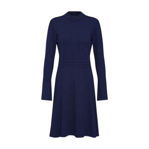 Cream Společenské šaty 'GiuliaCR knit Dress'  námořnická modř