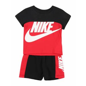 Nike Sportswear Sada 'AMPLIFY'  červená / černá / bílá