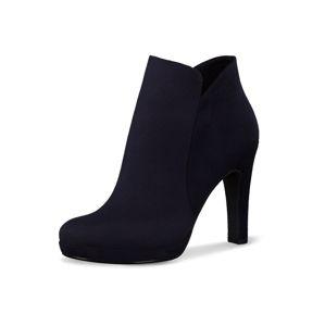TAMARIS Kotníkové boty  modrá