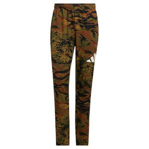 ADIDAS PERFORMANCE Sportovní kalhoty  zelená / olivová / khaki