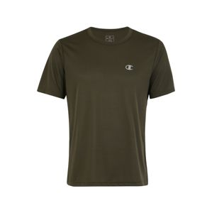 Champion Authentic Athletic Apparel Funkční tričko  tmavě šedá