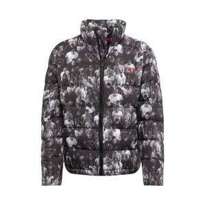HUGO Zimní bunda 'Biron'  černá