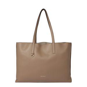 Coccinelle Nákupní taška 'MATINEE'  šedobéžová