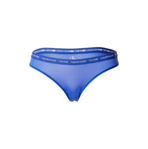Calvin Klein Underwear Kalhotky 'Brazilian'  modrá