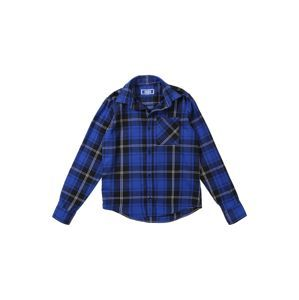 Jack & Jones Junior Košile 'JORCOLBY SHIRT LS JUNIOR'  modrá