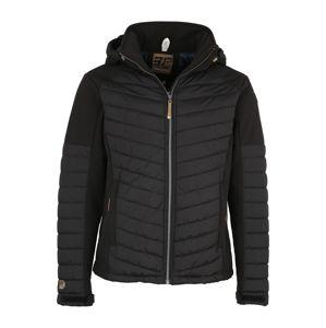 ICEPEAK Outdoorová bunda 'TINO'  černá