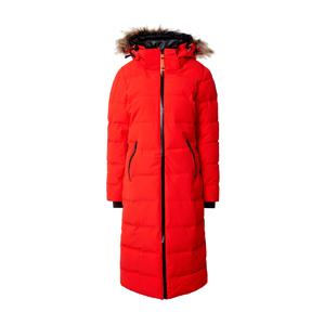 ICEPEAK Outdoorový kabát 'Brilon'  červená