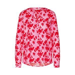 TOM TAILOR Halenka  pastelově růžová / světle červená