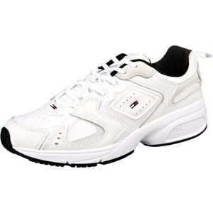 Tommy Jeans Sneaker 'Heritage'  bílá / černá