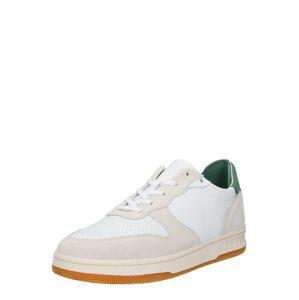 CLAE Tenisky 'MALONE'  zelená / bílá / krémová