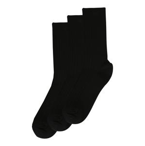 JACK & JONES Ponožky 'JACGAM'  černá