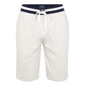 POLO RALPH LAUREN Pyžamové kalhoty 'LOOP BACK'  šedá