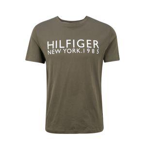 Tommy Hilfiger Underwear Pyžamo krátké  tmavě zelená