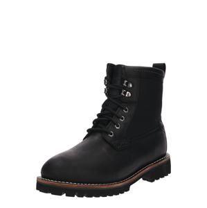 DICKIES Šněrovací boty 'Alabama'  černá