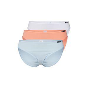 Skiny Kalhotky  modrá / korálová / bílá