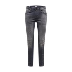 Pepe Jeans Džíny 'FINSBURY CAST'  šedá