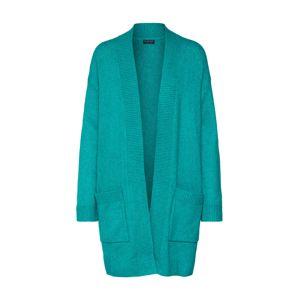 re.draft Kardigan 'Knit Cardigan'  kobaltová modř / zelená