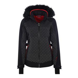 KILLTEC Outdoorová bunda 'Lin'  černá