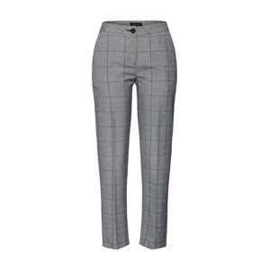 NEW LOOK Chino kalhoty 'GIGI CHECK'  šedá