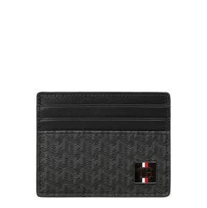 TOMMY HILFIGER Peněženka  tmavě modrá / černá