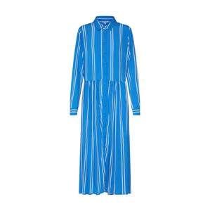 Mbym Košilové šaty 'Ellia'  modrá