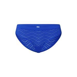 PASSIONATA Kalhotky 'Santorin'  modrá / královská modrá