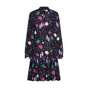 Desires Košilové šaty 'Bana 2'  mix barev / pink / černá