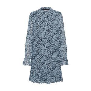 Freebird Košilové šaty 'Diba'  modrá / šedá