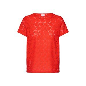 JACQUELINE De YONG Tričko  červená